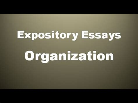 Argumentative Essay and Persuasive Essay Writing: Building